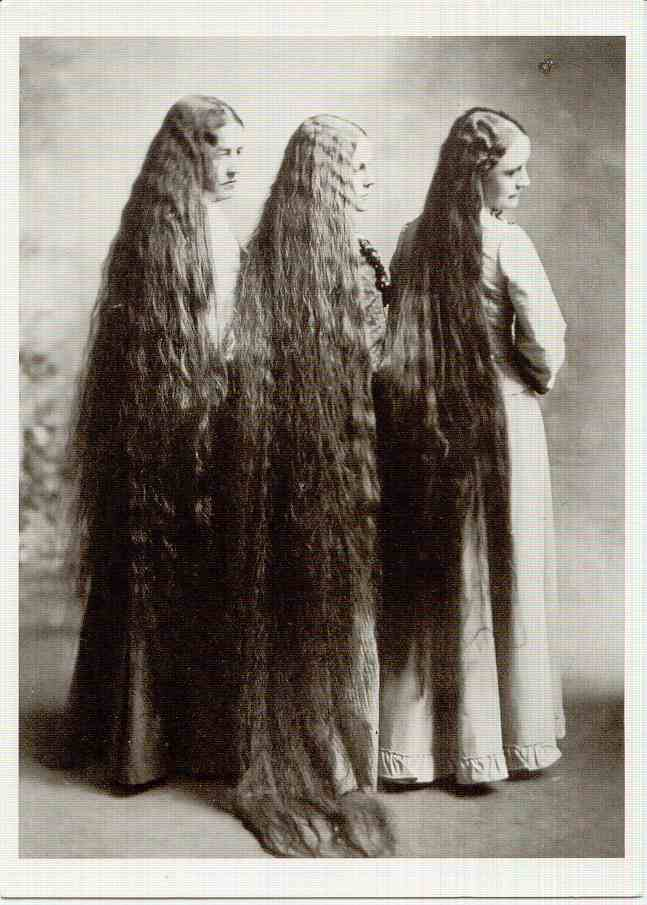 3_long_haired_women_1900_by_postcardsstock