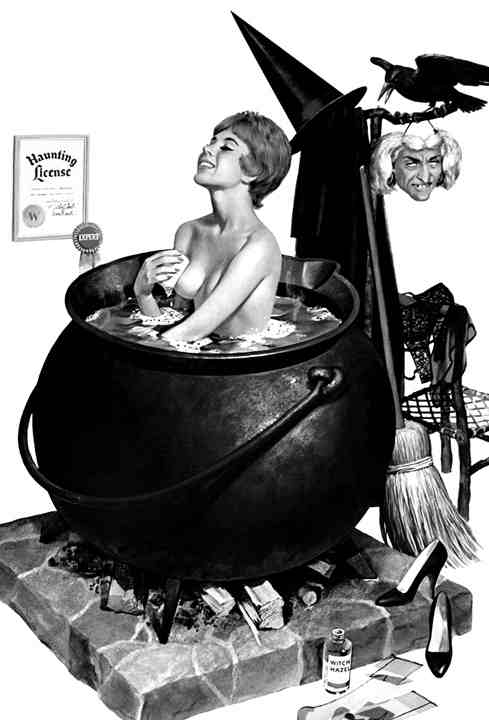 witchbath